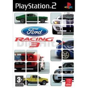 Ford RACING 3 pro PS2