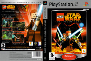 LEGO STAR WARS na SONY Playstation 2